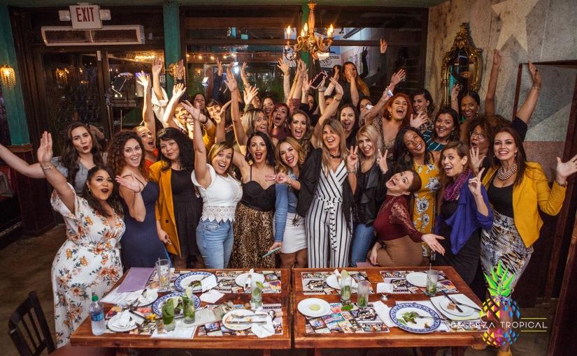 """""""Muchas mujeres juntas es sinónimo de problemas"""" Reseña del 5to Encuentro de BellezasTropicales"""